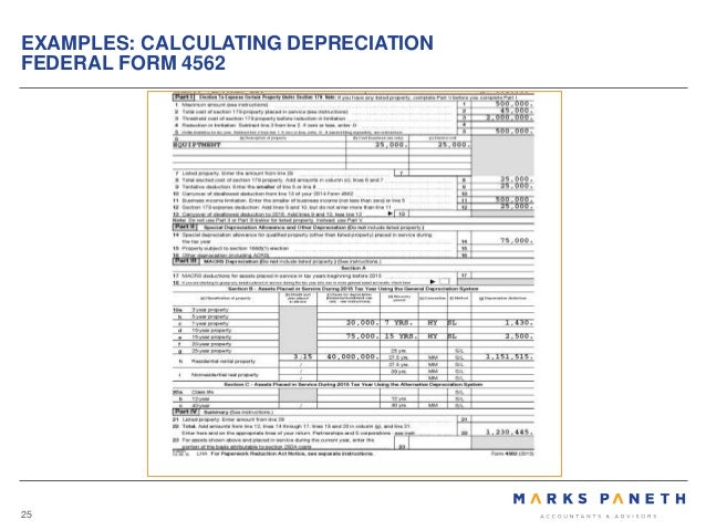 depreciation-refresher2017-25-638 Tax Form Examples on
