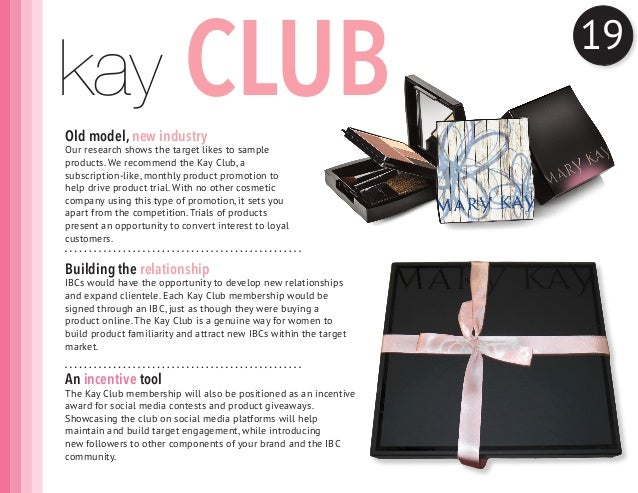 Mary Kay Book