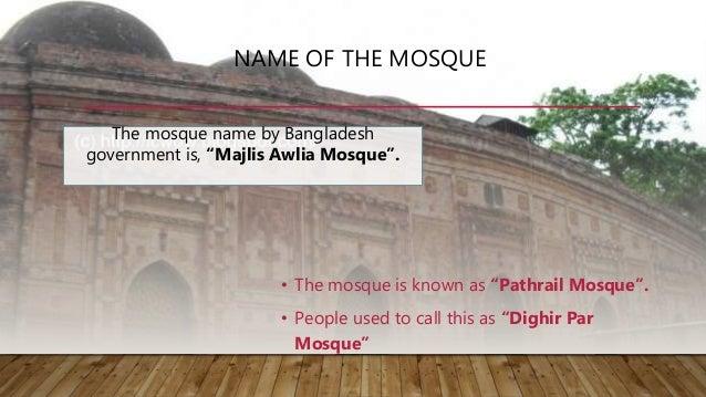 Majlis Awlia Mosque