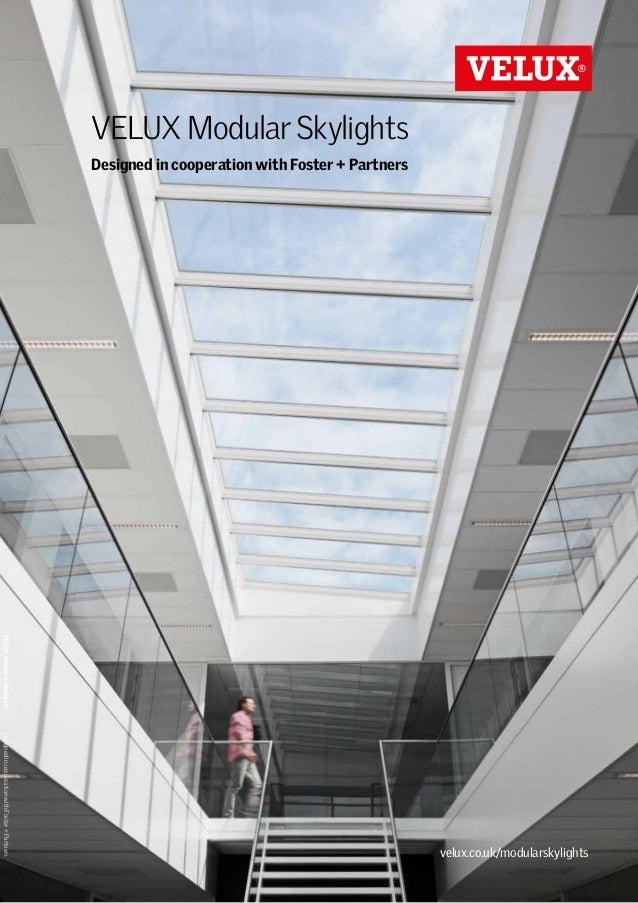 velux modular skylights summary product brochure. Black Bedroom Furniture Sets. Home Design Ideas