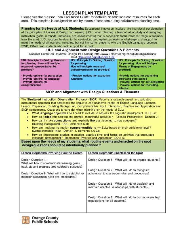 Collaborative Teaching Lesson Plan Template ~ Author s evidence and support