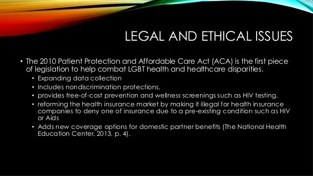 legal and ethical issues in healthcare articles