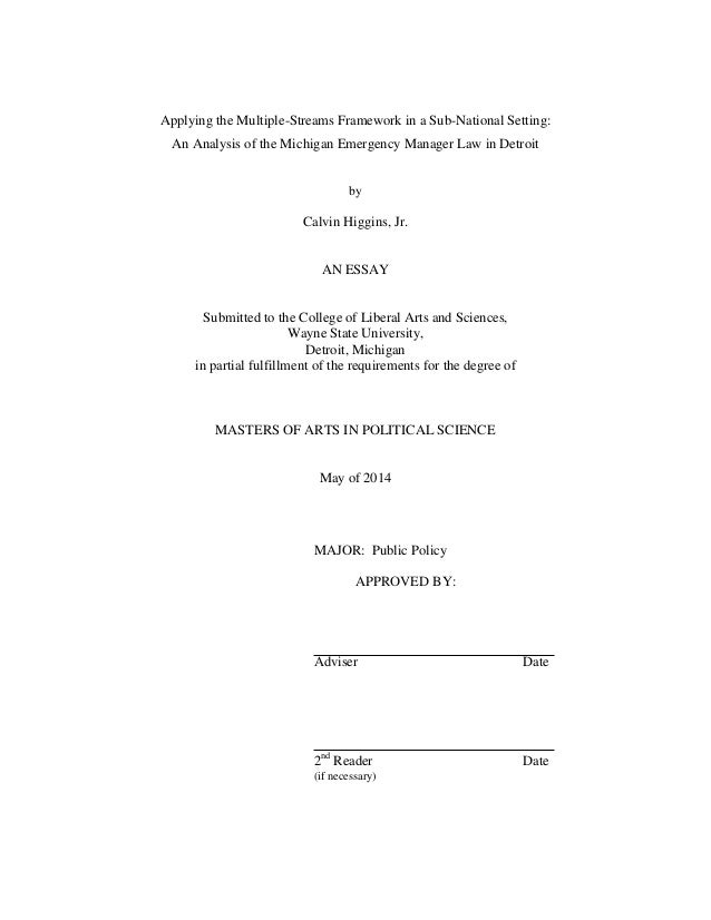 setting out a law essay Keep in mind that the business structure you start out with may  wyche, story & myers llp, a law  the legal and accounting costs of setting up an s.