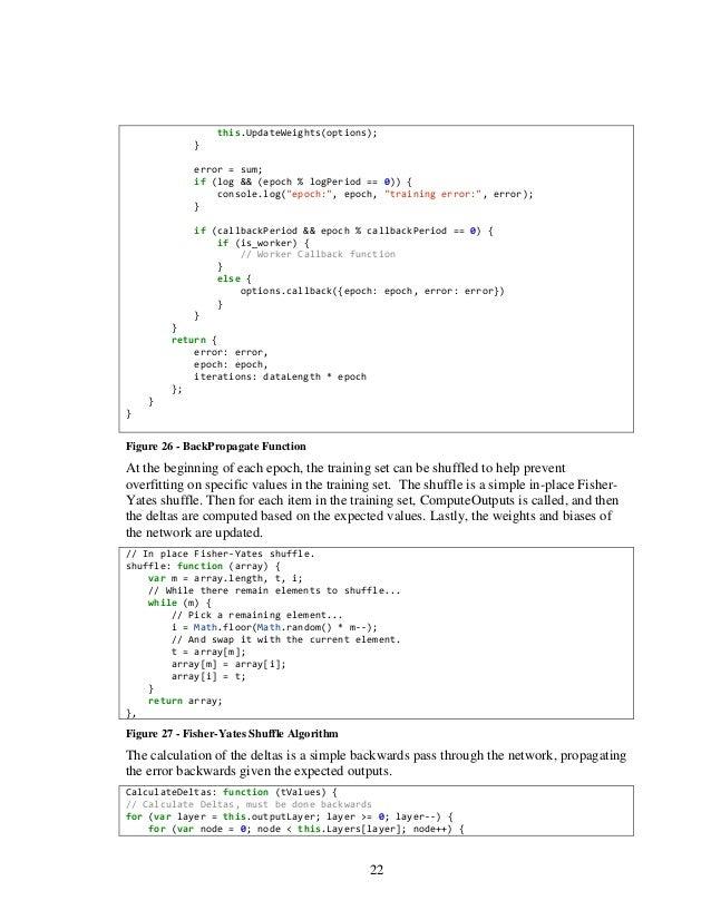 A High Performance Neural Network JavaScript Library