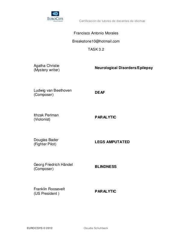 Certificación de tutores de docentes de idiomas                             Francisco Antonio Morales                     ...