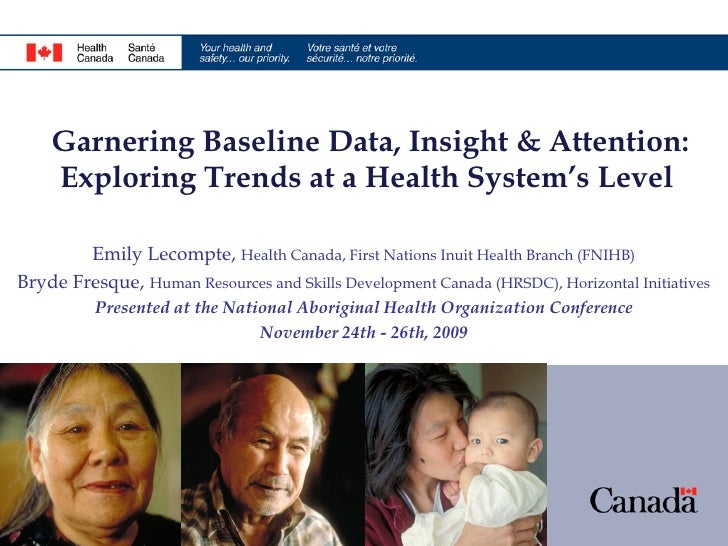 Garnering Baseline Data, Insight & Attention:     Exploring Trends at a Health System's Level          Emily Lecompte, Hea...