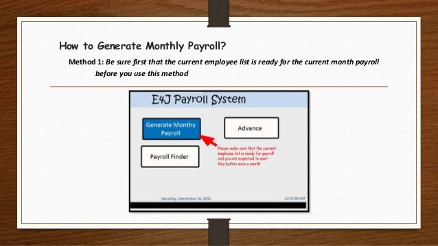 synthesis for payroll system Does a lan-based timekeeping and payroll system using biometrics for blanco   specifically in high-technology materials synthesis, and characterization.
