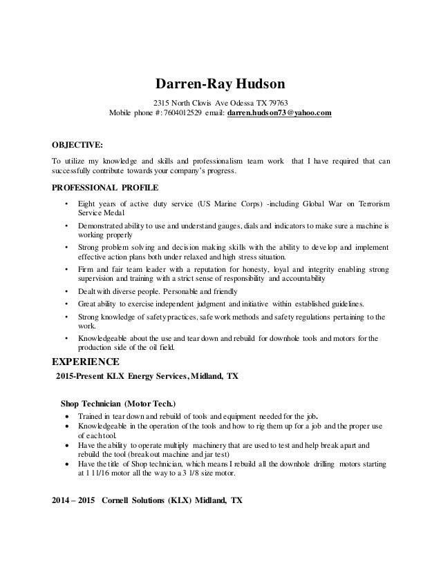 darren ray hudson 2315 north clovis ave odessa tx 79763 mobile phone 7604012529