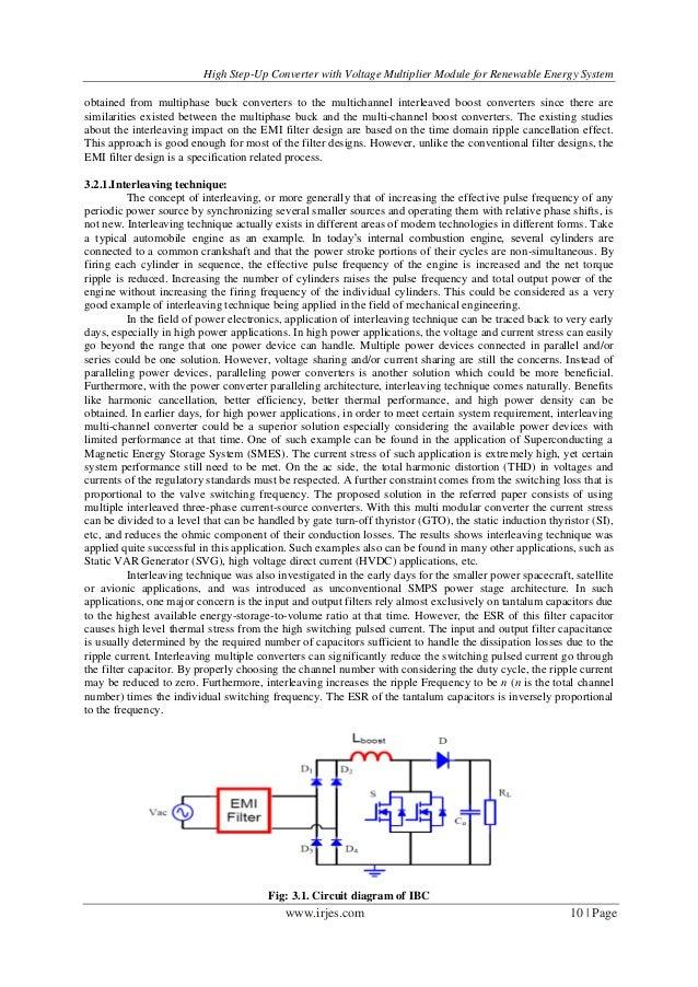 High Step-Up Converter with Voltage Multiplier Module for Renewable Energy System Slide 3