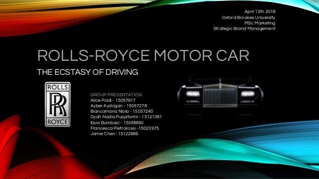 Rolls-Royce presentation FINAL PP