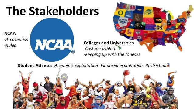 the redundancy of ncaa amateurism for collegiate athletes 25042014 as president of the ncaa, mark emmert has $17 million a year riding on the premise that college sports are integral to the mission of higher education in.