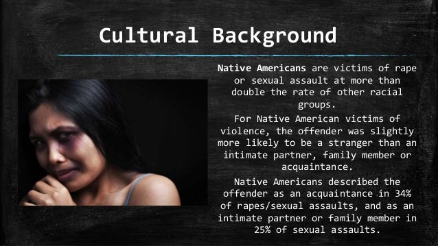 Sexual Violence Against African-American Women: Beyond Slavery, Beyond the Physical