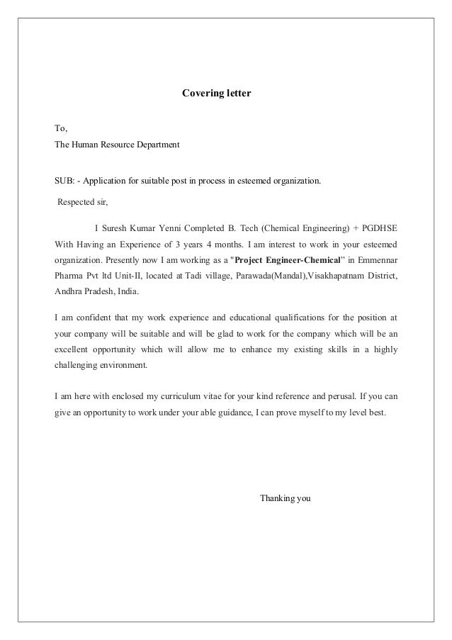 chemical engineer Resume (2)