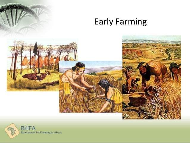 an introduction to the history of agriculture Unit 1: intro to history & ancient civilizations and religions historical tools & pre-history  world history crash course: agricultural revolution.
