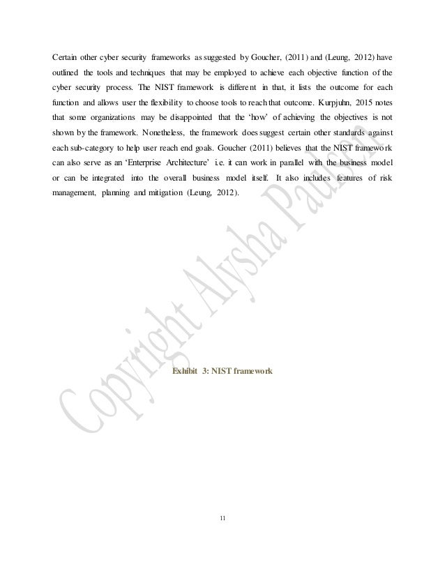 Phd thesis on cyber security