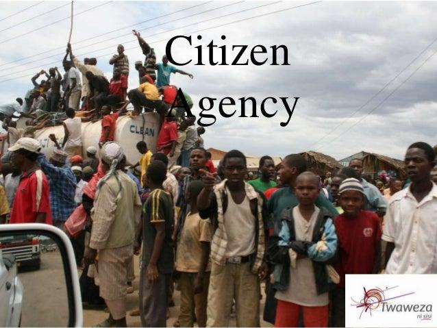 Citizen Agency