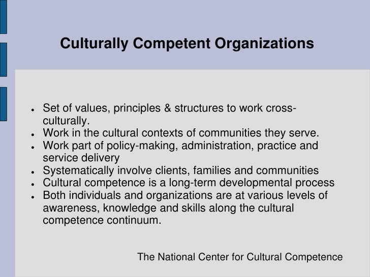 a concept analysis of cultural competency Cultural competency is not just a desirable skill for nurses, it is increasingly essential please confirm that you would like to log out of medscape.
