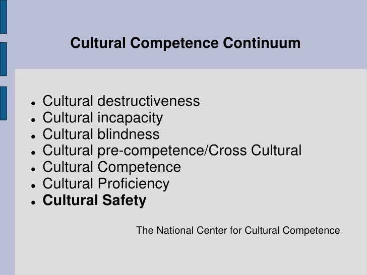 Cultural Competence and Ethics Essay Sample