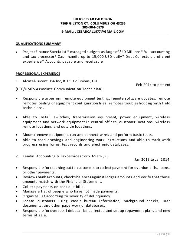 JC Resume Updated Aug2015