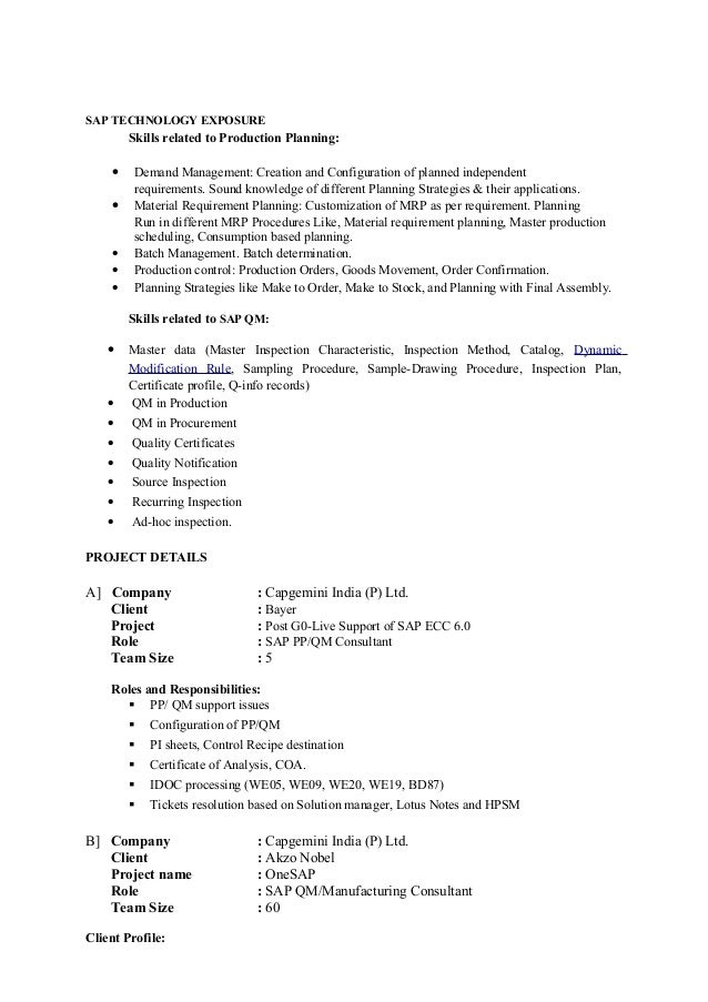 updated resume gaurav 7 yrs sap ppqm