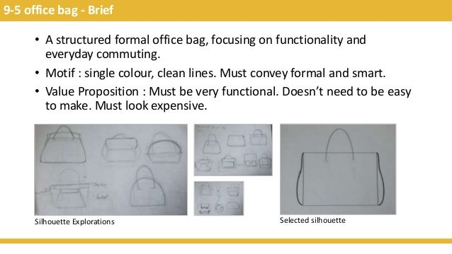 9-5 office bag - Brief • A structured formal office bag, focusing on functionality and everyday commuting. • Motif : singl...