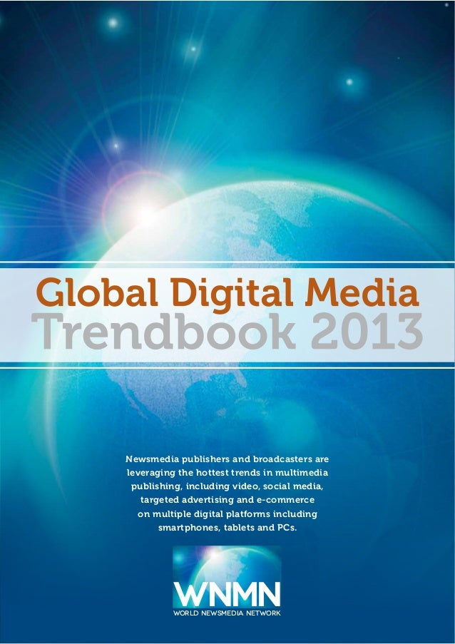 Newsmedia publishers and broadcasters are leveraging the hottest trends in multimedia publishing, including video, social ...
