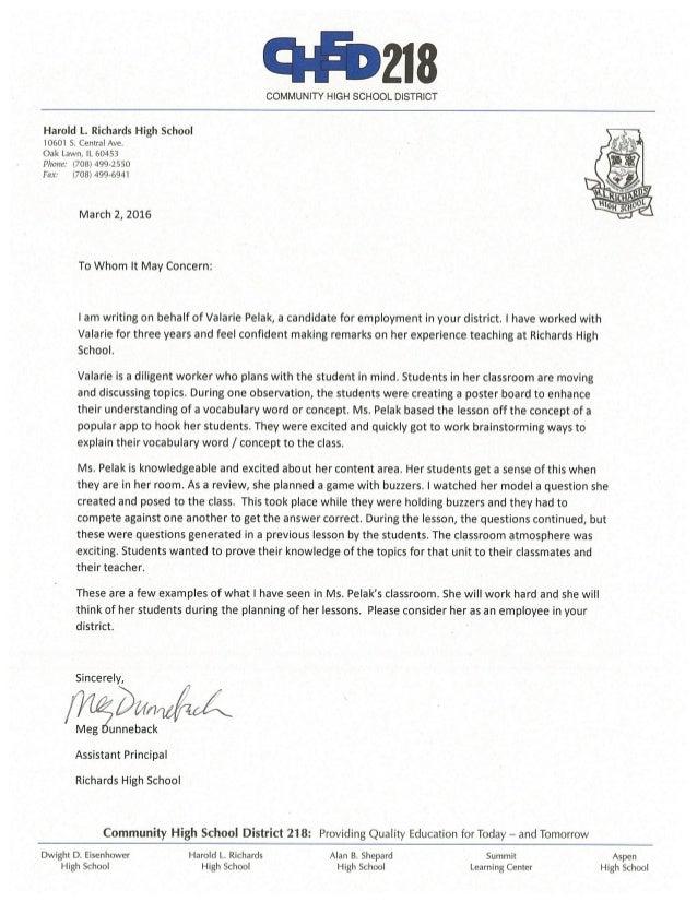 Meg Letter
