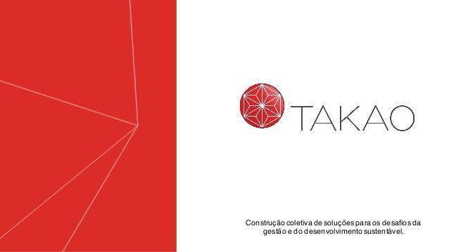 Construção coletiva de soluções para os desafios da gestão e do desenvolvimento sustentável.