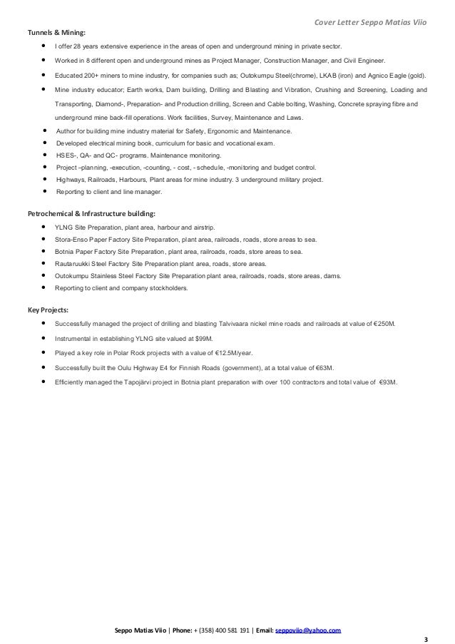 cover letter for industrial maintenance technician This sample maintenance technician resume will give you a quick start and some good ideas for improving and drafting your own resume related jobs for this resume.