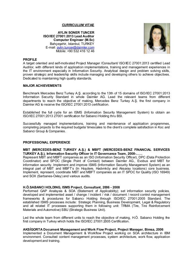 Resume-AylinSonerTuncer-2015