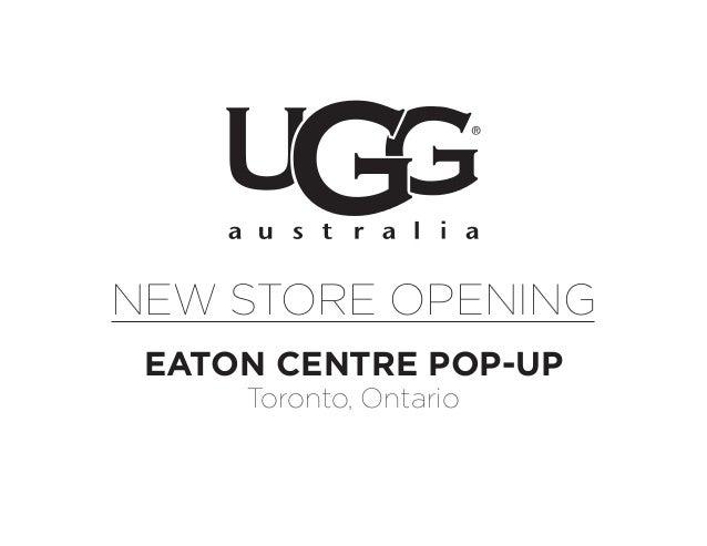 ugg store toronto eaton centre