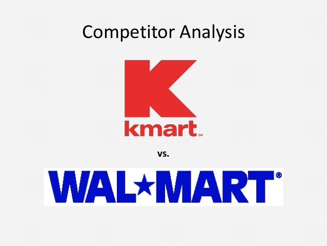 Wal mart vs target product or corporate differentiation