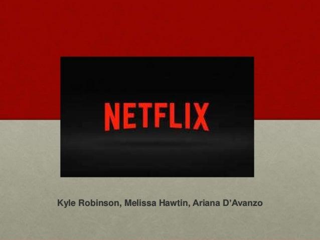 Kyle Robinson, Melissa Hawtin, Ariana D'Avanzo