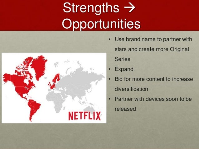 netflix weaknesses Ever wonder how netflix serves a great streaming  it's all a/bout testing: the netflix  this approach tackles the weaknesses inherent.