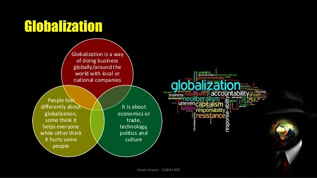 the impact of globalisation on business essay Analysed the impact of globalisation on operation strategies through this is an essay globalisation impact on operations - globalisation impact on.