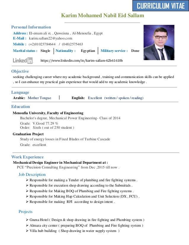 karim sallam MEP 2014