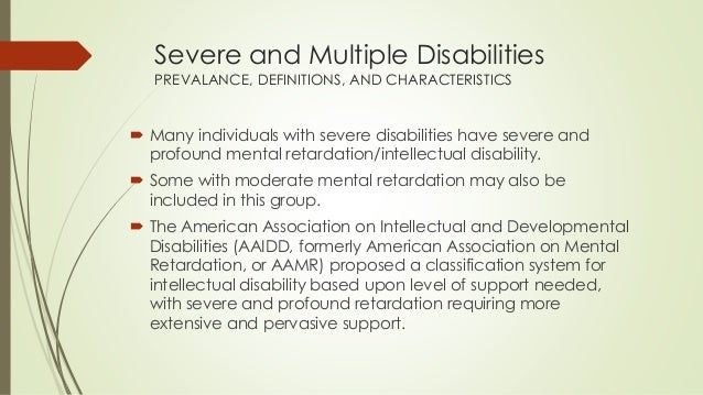 severe and multiple disabilities Explore professor koch's board severe and multiple disabilities on pinterest | see more ideas about multiple disabilities, kids education and autism classroom.