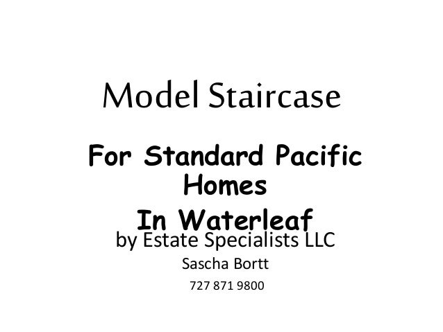 Model Staircase
