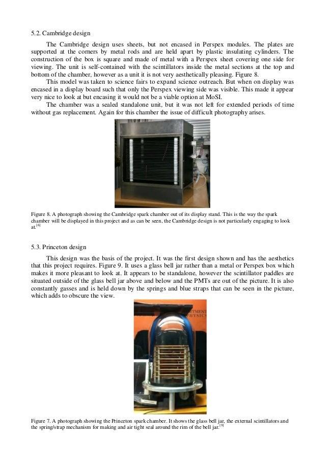 Samuel Haste Building A Cosmic Ray Detector