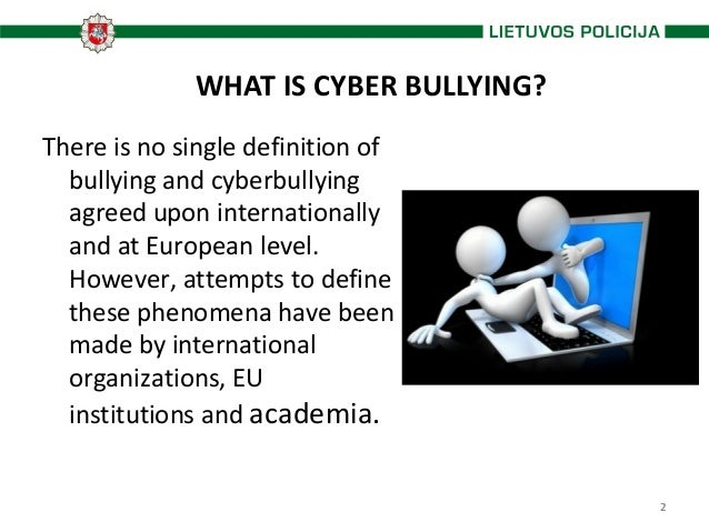 should there be law against cyberbullying 2018-08-01  covering telecommunications policy, ncsl provides information on technology, consumer affairs, crime, telecommunications management and more.