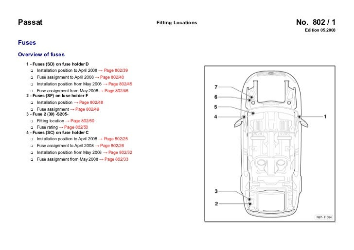Vw Passat Wiring Diagram 2008