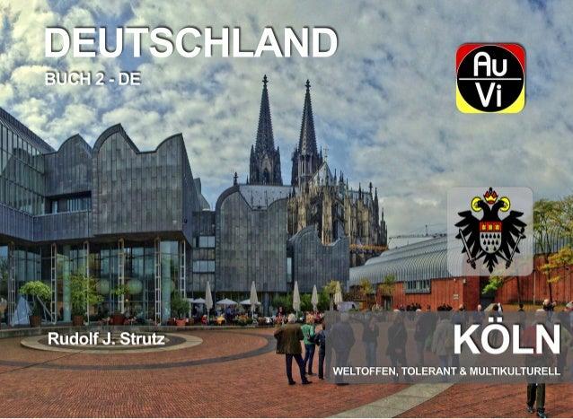 Tausende Gründe sprechen für einen Besuch der Metropole am Rhein: 2.000 jährige Geschichte, Kunst, Kultur, Toleranz, Welto...