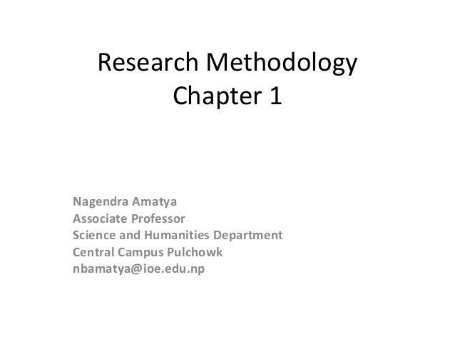 research methodology in humanities pdf