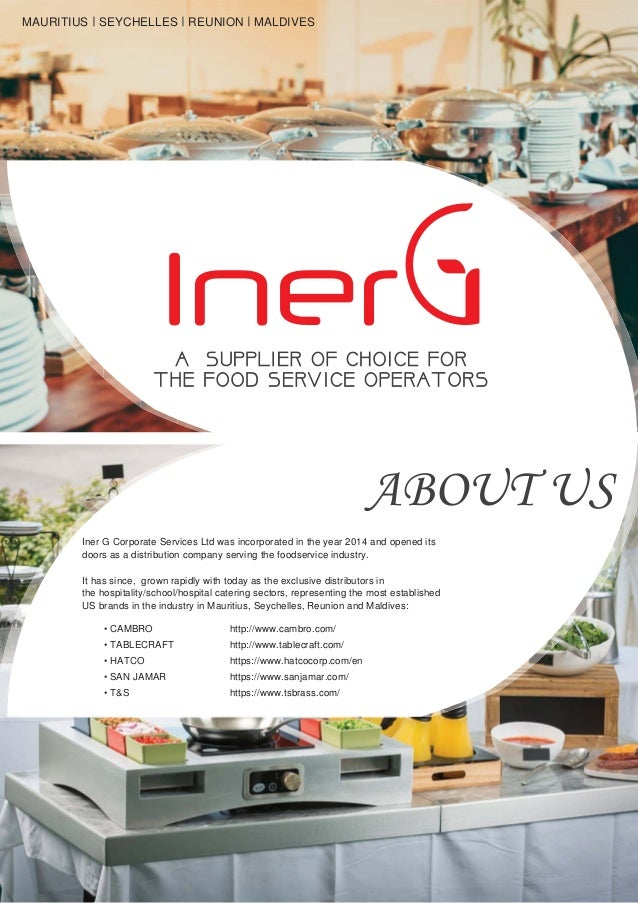 ABOUT US Iner G Corporate Services Ltd was incorporated in the year 2014 and opened its doors as a distribution company se...