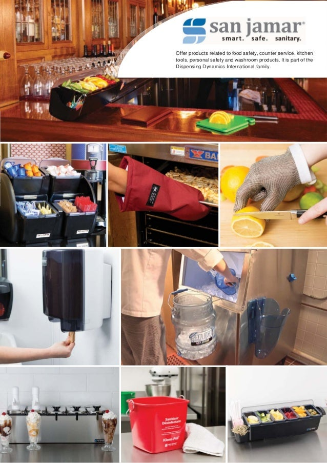 Offer products related to food safety, counter service, kitchen tools, personal safety and washroom products. It is part o...