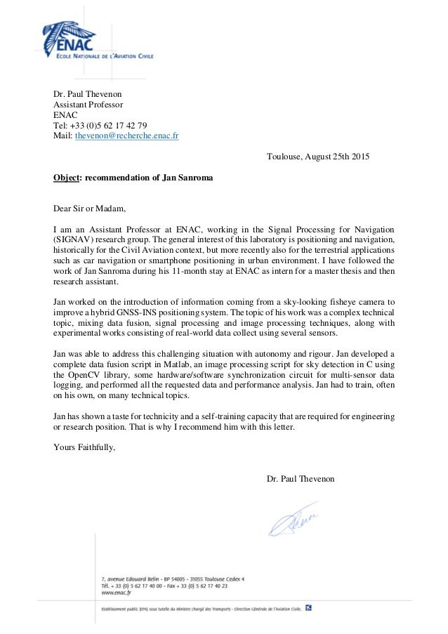 Recommendation letter introduction acurnamedia recommendation letter introduction spiritdancerdesigns Images