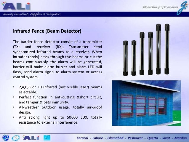Laser Security System Outdoor