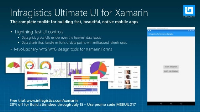 Build 2017 - B8099 - What's new in Xamarin Forms