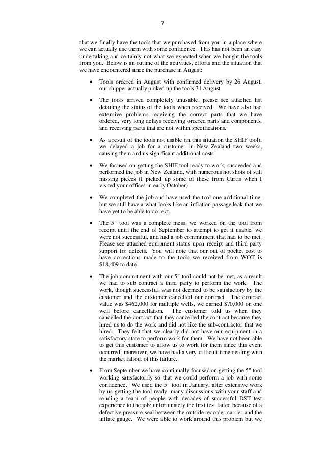 7 - Comment Englisch Beispiel