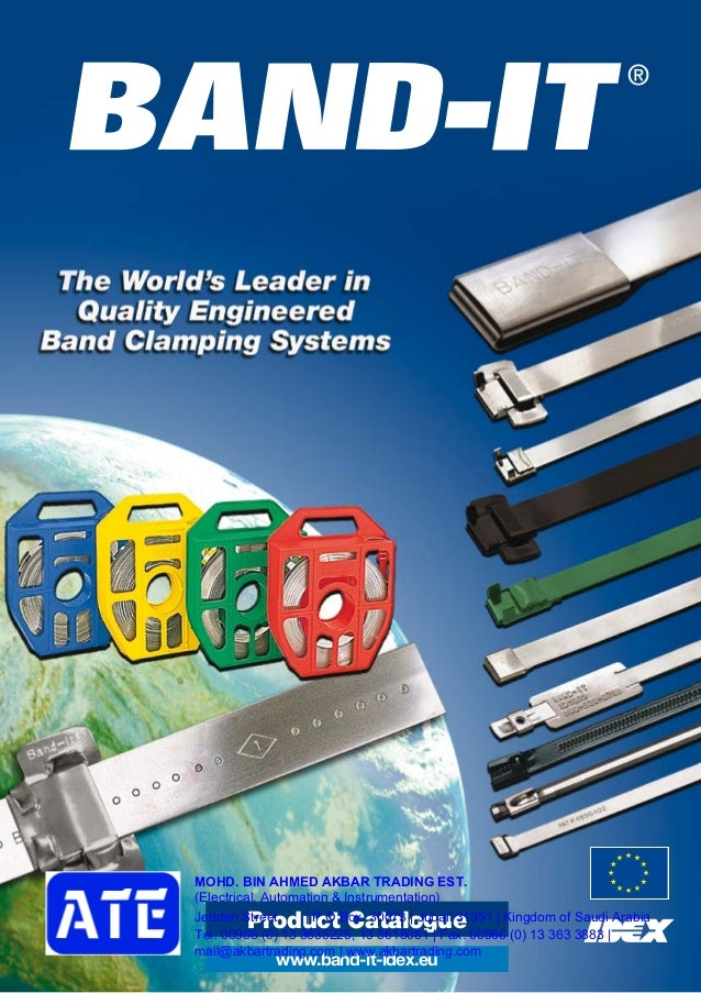 Band It Cable Tie Akbar Trading Est Mail Akbartrading Com